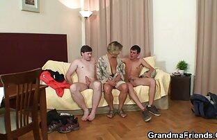 तीन, दो लड़कों और माँ