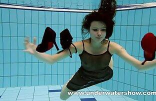 पत्नी Cuong पानी के नीचे अलग करना फिल्मी हीरोइन की सेक्सी फिल्म