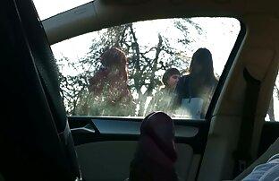 एक बस स्टॉप में कार 4 लड़कियों फिल्म सेक्सी वीडियो में